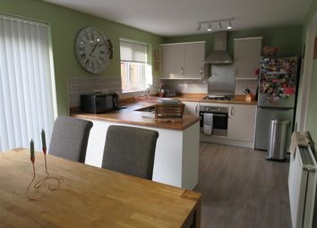 Thumbnail 3 bed detached house for sale in Hurricane Road, Hucknall, Nottingham