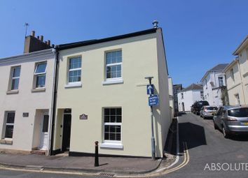 Thumbnail 3 bed end terrace house to rent in Church Street, Torquay