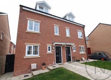 Thumbnail 3 bed semi-detached house for sale in Wellhouse Road, Newton Aycliffe
