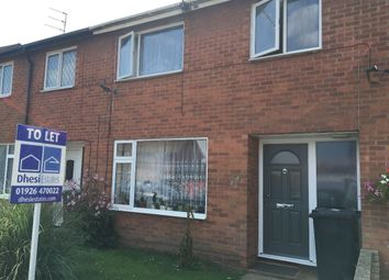 Thumbnail 3 bed terraced house to rent in Hill Street, Warwick
