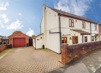 Thumbnail 3 bed cottage for sale in Mansfield Road, Edwinstowe, Mansfield