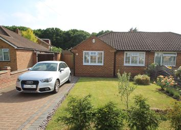 Thumbnail 2 bed semi-detached bungalow for sale in Rolleston Avenue, Petts Wood, Orpington