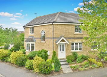 Thumbnail 3 bedroom semi-detached house for sale in Lady Smock Close, Grange Park, Northampton