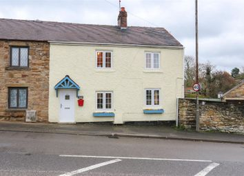 Thumbnail 2 bed semi-detached house for sale in Four Lanes Cottage, Chesterfield Road, Oakerthorpe, Alfreton