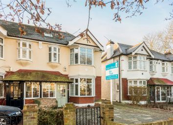 Thumbnail 4 bed semi-detached house for sale in Coombe Lane, West Wimbledon