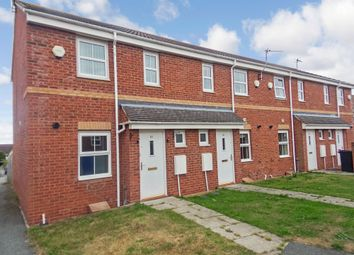 Thumbnail 2 bed terraced house to rent in Parkside Gardens, Widdrington, Morpeth