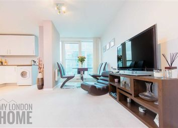 Thumbnail 2 bed flat for sale in Aquarius House, St George Wharf, Vauxhall, London