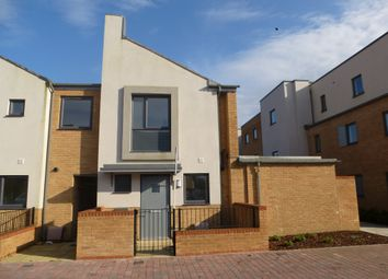 Thumbnail 2 bedroom end terrace house for sale in Kilmeston Close, Eastleigh
