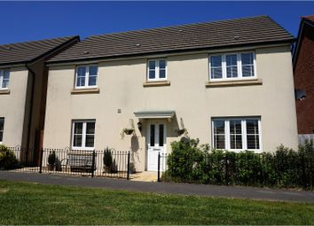 Thumbnail 4 bedroom detached house for sale in Cherry Crescent, Penllergaer
