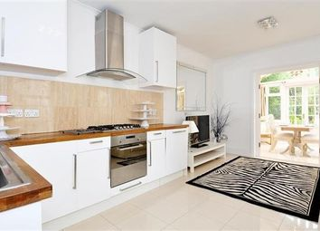 Thumbnail 3 bed flat to rent in Silver Crescent, Chiswick, London