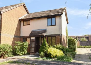 Thumbnail 1 bedroom end terrace house for sale in Eldridge Close, Abingdon