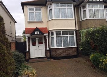 Thumbnail 3 bed end terrace house to rent in Primrose Avenue, Chadwell Heath