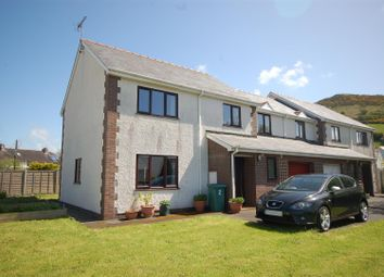 Thumbnail 4 bed semi-detached house for sale in Heol Isfoel, Llanrhystud