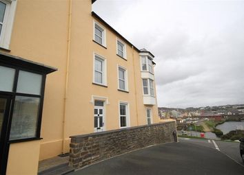 Thumbnail 1 bed flat to rent in South Marine Terrace, Aberystwyth