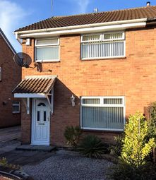 Thumbnail 3 bed semi-detached house to rent in Gillamoor Close, Hull