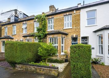 Thumbnail 4 bed terraced house for sale in Pemberton Road, East Molesey, Surrey
