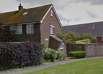Thumbnail 3 bed end terrace house to rent in Horsham Road, Findon, Worthing