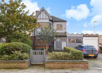 Thumbnail 4 bedroom end terrace house for sale in Priory Road, Crouch End N8,