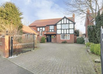 Thumbnail 5 bed detached house for sale in Chartwell Grove, Mapperley, Nottinghamshire