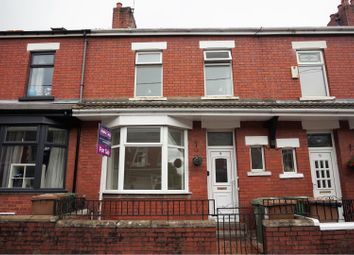 Thumbnail 3 bed terraced house for sale in Southern Street, Caerphilly