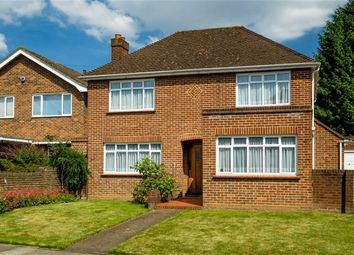 Thumbnail 3 bed detached house for sale in Church Close, West Drayton, Middlesex