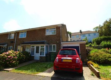Thumbnail 3 bed end terrace house for sale in Kingsley Close, St Leonards-On-Sea, East Sussex