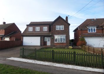 Thumbnail 4 bed detached house to rent in Worthington Lane, Newbold Coleorton, Coalville
