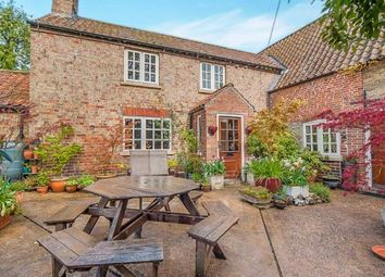 Thumbnail 4 bed cottage for sale in Barkwith Road, South Willingham, Market Rasen, Lincolnshire