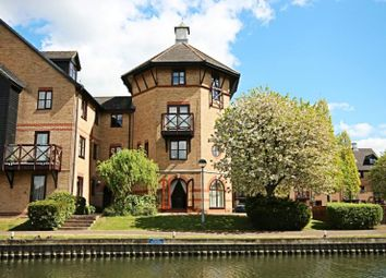 Thumbnail 3 bedroom flat to rent in Lawrence Moorings, Sheering Mill Lane, Sawbridgeworth, Herts
