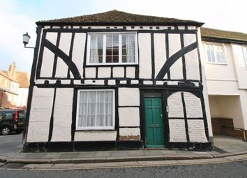 Thumbnail 2 bed flat to rent in Harnet Street, Sandwich