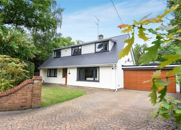 Thumbnail 4 bed detached house for sale in Kiln Ride, Finchampstead, Wokingham, Berkshire