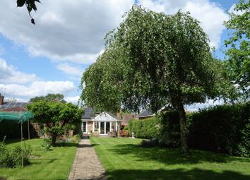 Thumbnail 4 bed detached bungalow for sale in Hazel Road, Ash Green, Aldershot