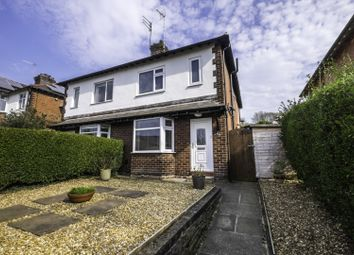 Thumbnail 3 bed semi-detached house for sale in Wellington Road, Bollington
