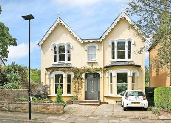Thumbnail 4 bedroom detached house for sale in Burlington Road, Chiswick, London