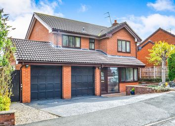 Thumbnail 4 bed detached house for sale in Ffordd Tan'r Allt, Abergele