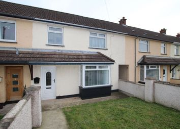 Thumbnail 3 bed terraced house for sale in Carmeen Drive, Newtownabbey