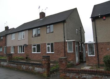 Thumbnail 2 bedroom flat to rent in Michaelmas Road, Styvechale, Coventry