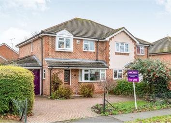 Thumbnail 3 bed semi-detached house for sale in Highfield Avenue, Aldershot