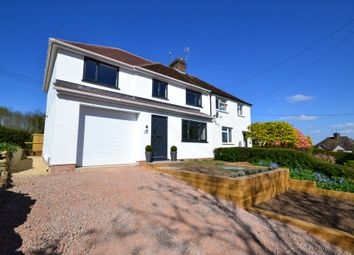Thumbnail 4 bed semi-detached house for sale in Wood Lane, Ashton-Under-Hill, Evesham