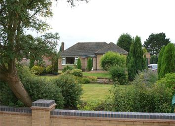 Thumbnail 2 bed detached bungalow to rent in Beamhill Road, Anslow, Burton-On-Trent, Staffordshire