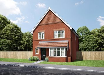 Thumbnail 4 bed detached house for sale in Whalleys Road, Skelmersdale, Lancashire