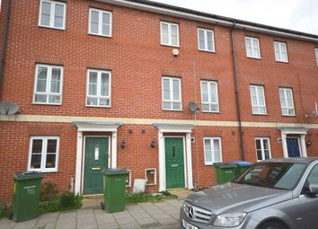 Thumbnail 4 bed town house to rent in Battery Road, London