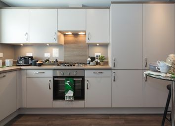 Thumbnail 1 bed flat for sale in Juniper Way, Folkestone, Kent