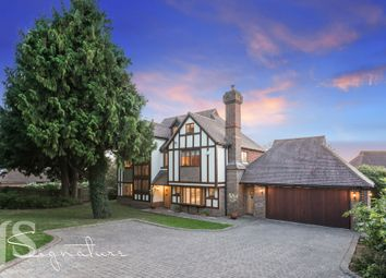 Weald House, Links Road, Worthing BN14. 6 bed detached house for sale