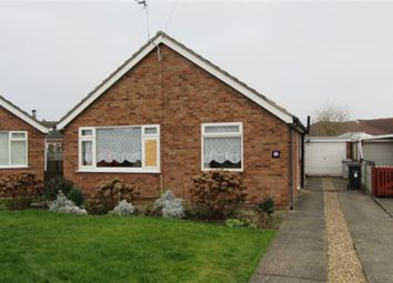 Thumbnail 2 bedroom detached house to rent in Burdett Close, Skegness, Lincolnshire