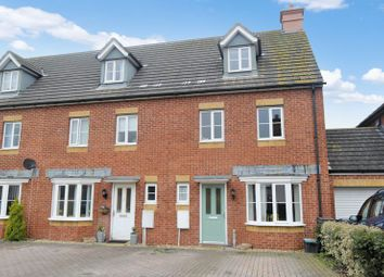 Thumbnail 4 bed terraced house for sale in Wyatt Way, Chard