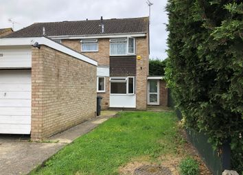 Thumbnail 3 bed semi-detached house for sale in Harrow Close, Swindon