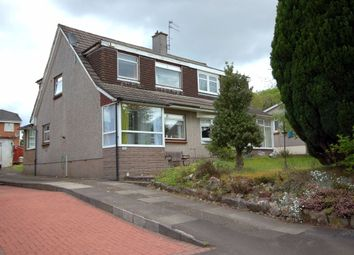 Thumbnail 3 bed semi-detached house for sale in Sutherland Drive, Cairnhill, Airdrie