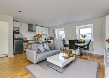 Thumbnail 3 bed flat for sale in Warwick Gardens, Kensington, London