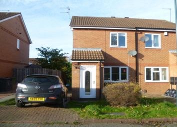Thumbnail 2 bedroom semi-detached house to rent in Oakwood, Hebburn Village, Hebburn